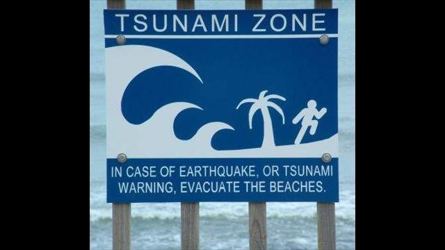 tsunami florida