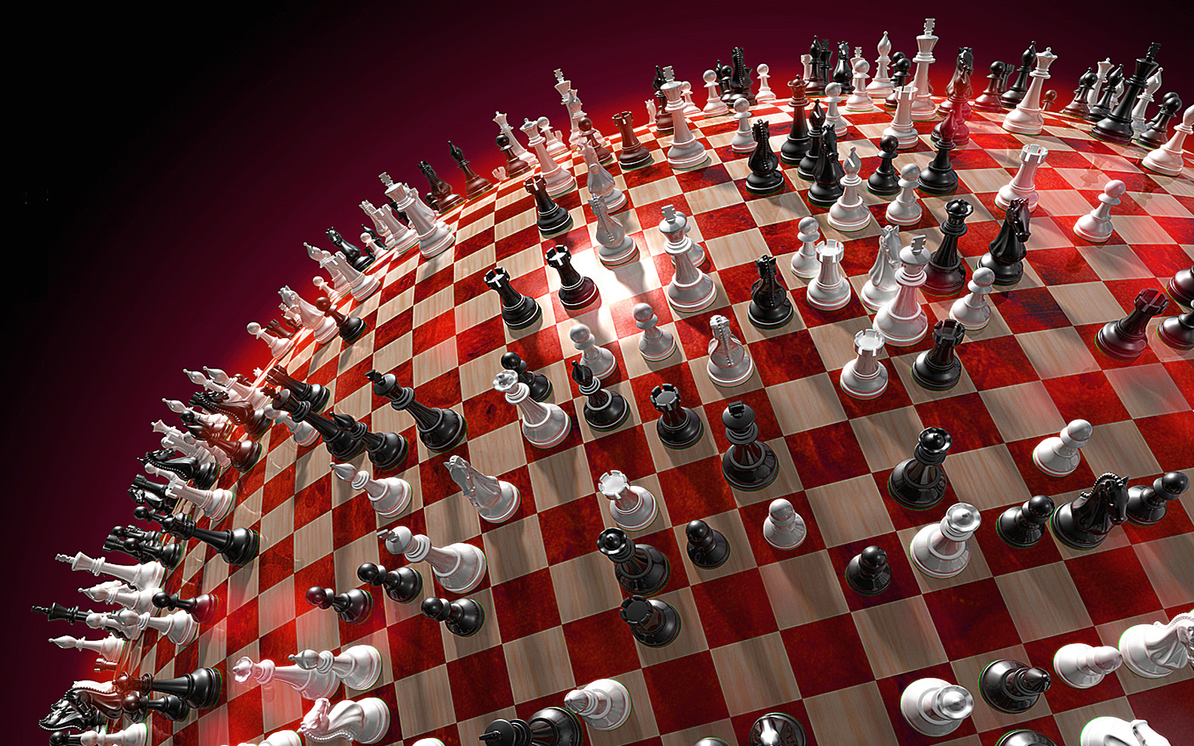world war iii chessboard