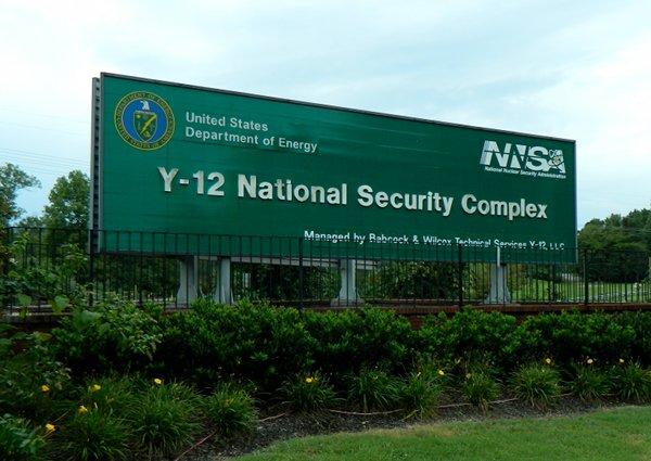 y-12-national-security-complex