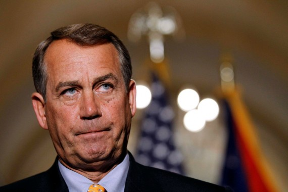Boehner Immigration Sellout