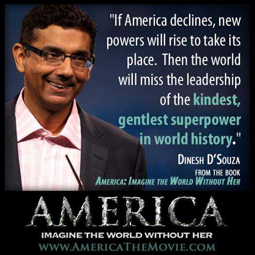 D'Souza America