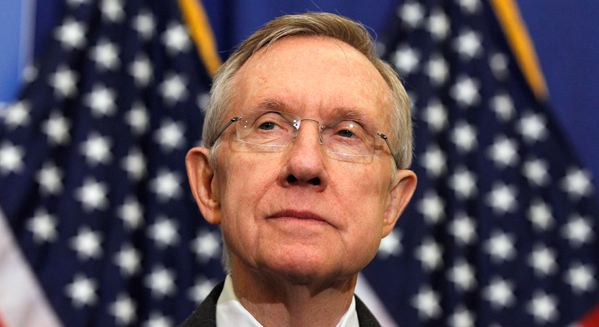 Harry Reid Implicated in Another Major Scandal