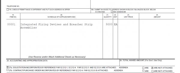 breacher strips