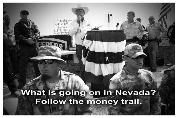 follow the money trail