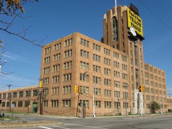 former mi bell telelphone building