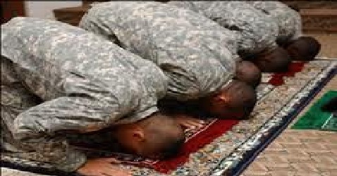 islamified military