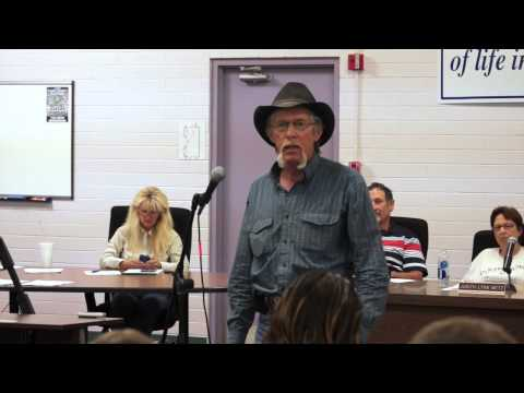 moapa valley meeting cliven bundy