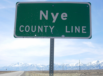 Nye County, Nevada Votes to Kick Out the Feds