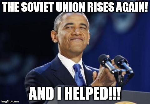 obama soviet
