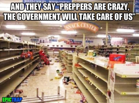 preppers are crazy 2