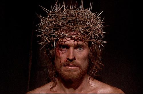 Willem Dafoe in The Last Temptation of Christ