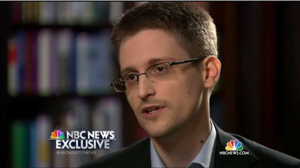 "Edward Snowden: ""Being a Patriot means knowing when to Protect your Constitution"""