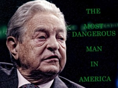 George Soros Most Dangerous Man in Americajpeg