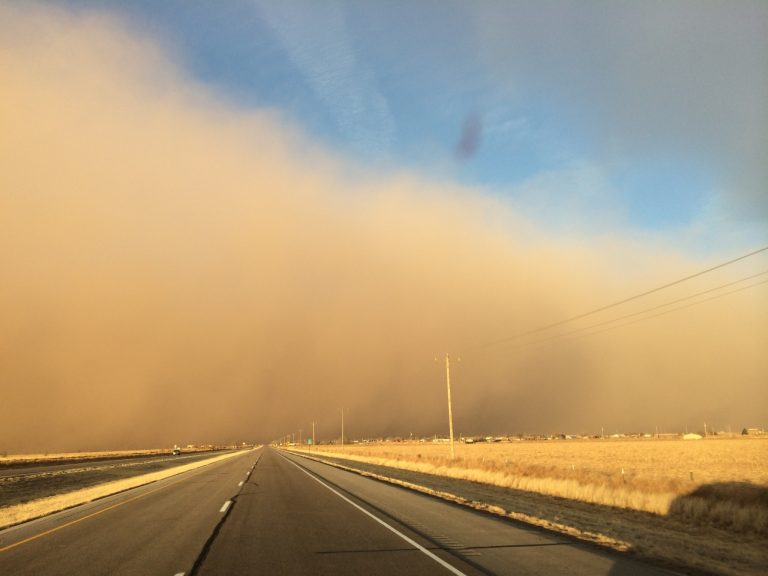 Dust In The Wind: Dust Bowl Conditions Have Returned To Kansas, Oklahoma And North Texas