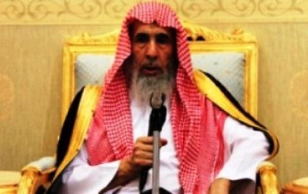 Saudi Sheikh Nasser al-'Umar