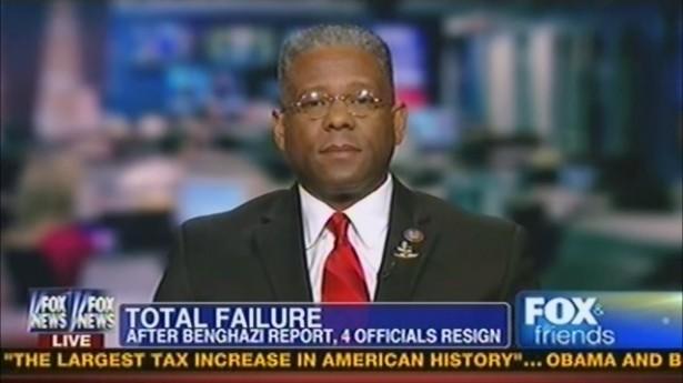 Allen West took a Wrong Turn on Benghazi