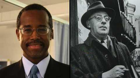 Ben Carson, Saul Alinsky & the Tactics of Social Change