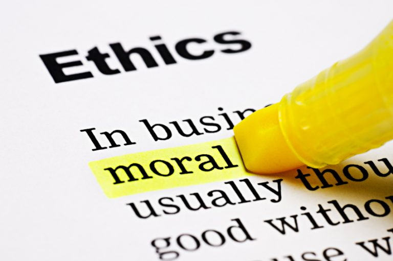 RESTORE SANE MORAL AND ETHICAL STANDARDS TO SOCIETY!