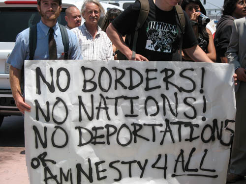 immigration no borders