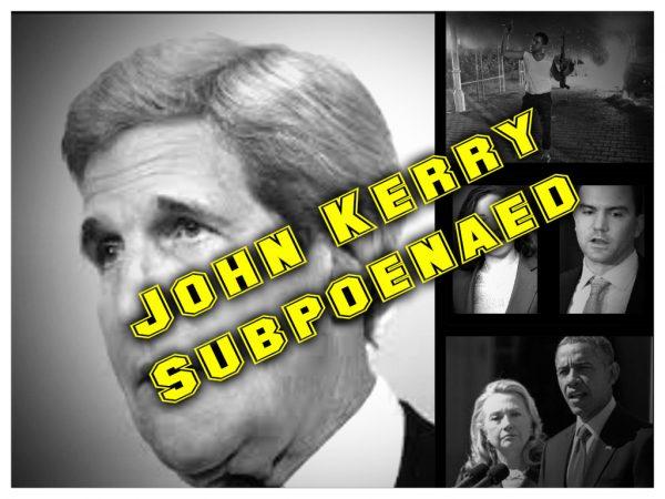 kerry subpoena