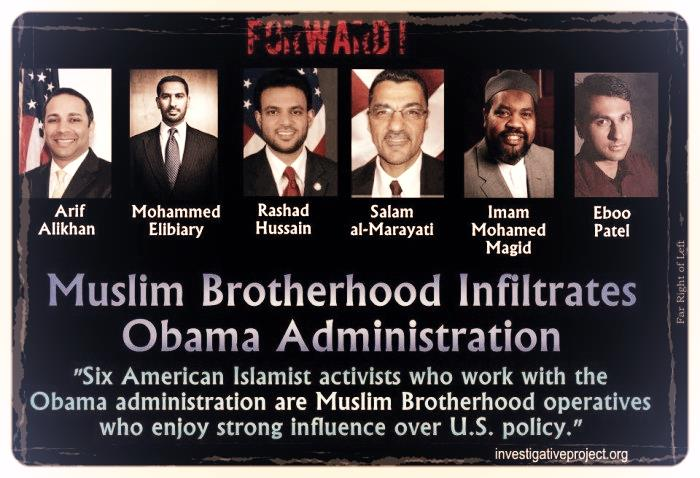 Sharia Advisors – Barack Obama's Muslim Appointees in High Security Positions