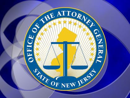 New Jersey Attorney General's Office Seal