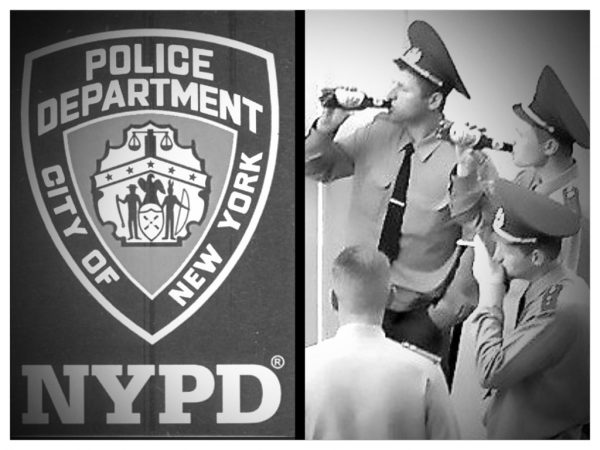 nypd drunks