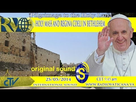 Interfaith Dialogue: Pope interrupted by Muslim prayers – Mainstream media silent, why?