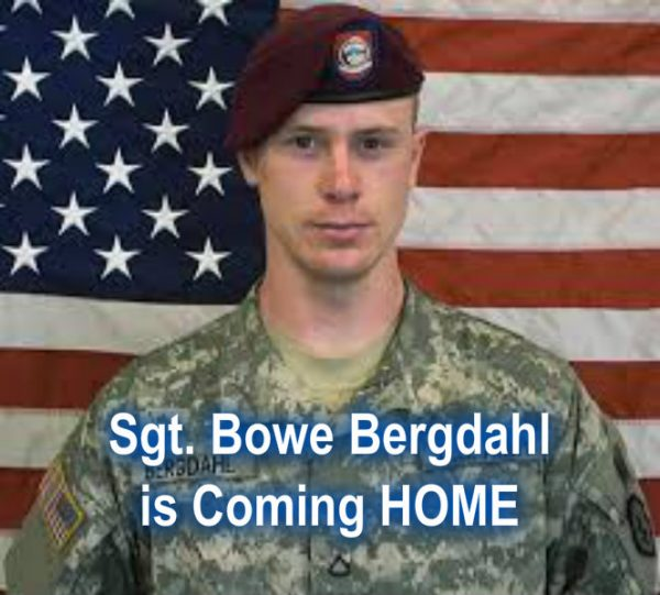 Sgt Bowe Bergdahl is coming home