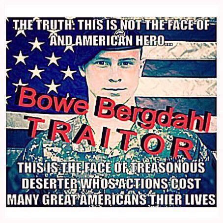 bowe bergdahl traitor 2