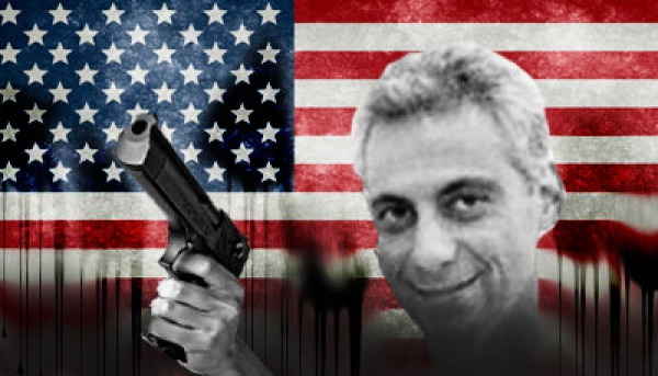 How Rahm Emanuel's Socialist Policies Made Chicago's Gun Violence WORSE