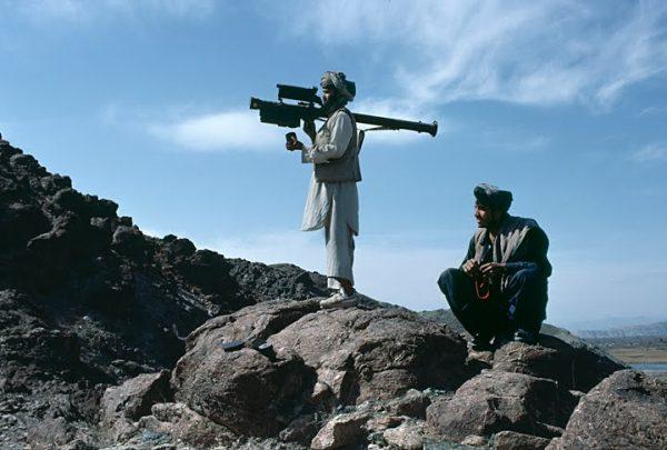 taliban stinger missiles