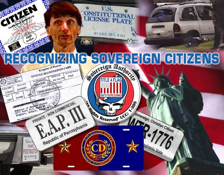 Are You A Sovereign Citizen?