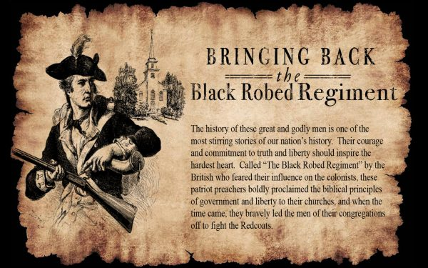 black robed regiment