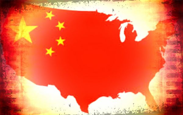 chinese takeover of america
