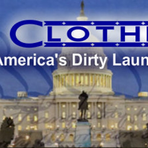 Dc Clothesline Classy DC Clothesline Airing Out America's Dirty Laundry