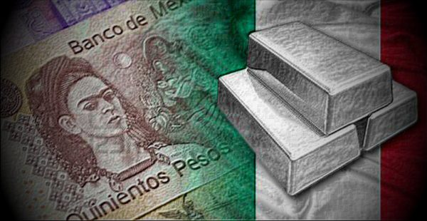 mexico backs peso with silver