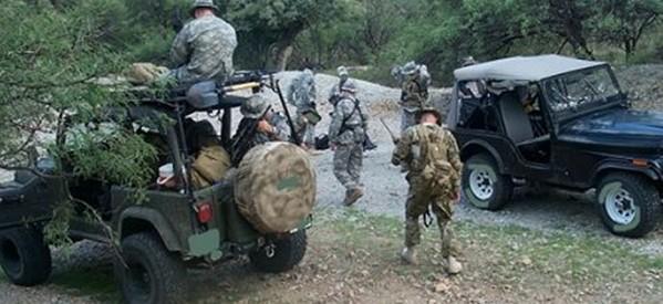 militia mobilizes