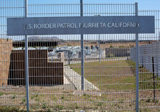 murrieta border patrol