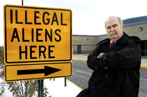 sheriff richard jones immigration
