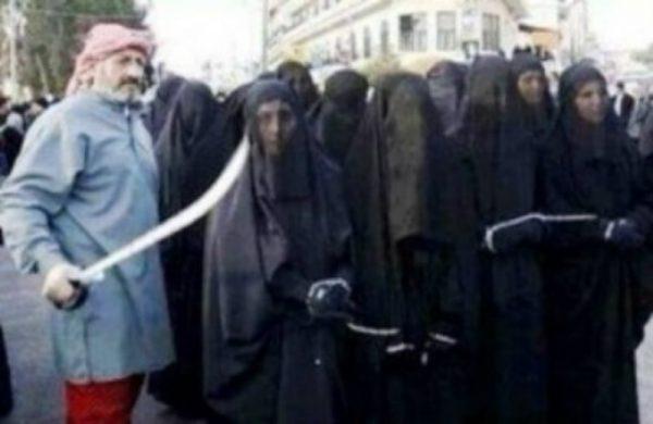 syrian slave trade