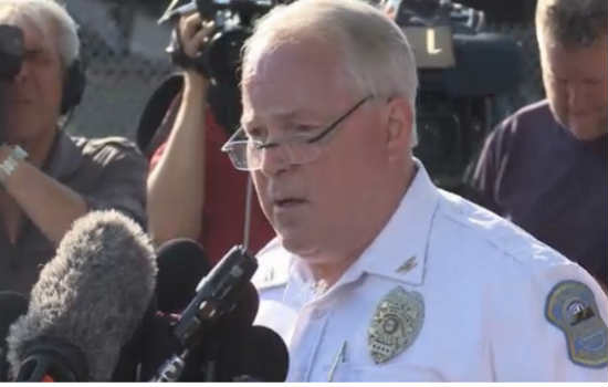 Is the media circus now over in Ferguson?