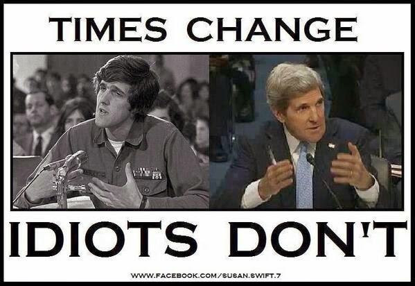 Kerry-idiot