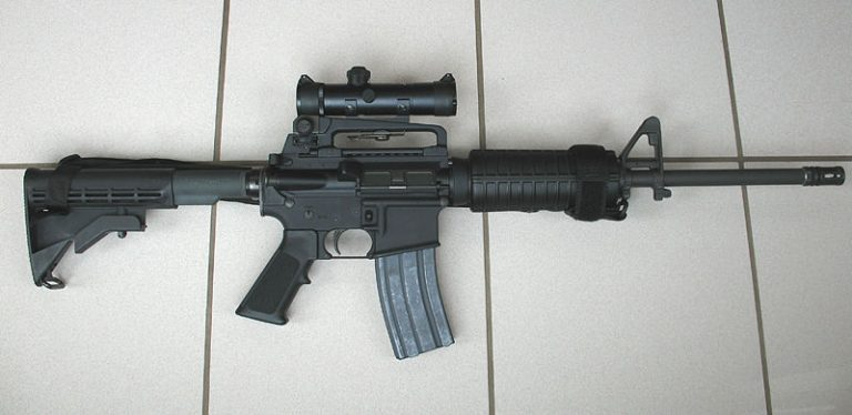 BOOM! Newest FBI Stats Conclude AR-15s Used in Less Than 3% of ALL Homicides