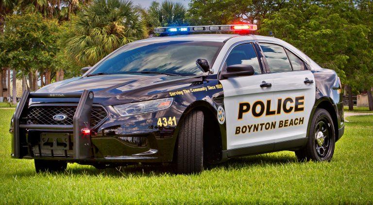 Boynton Beach, FL: Cop Points Gun, Threatens to Kill Man Over Cell Phone Recording