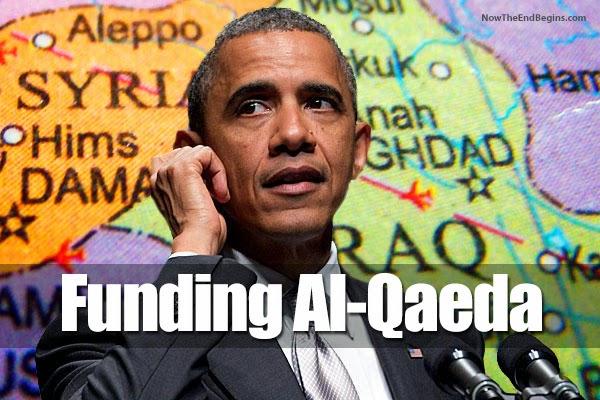funding al qaeda