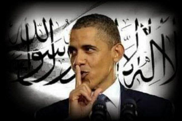 isis obama shhhhhh