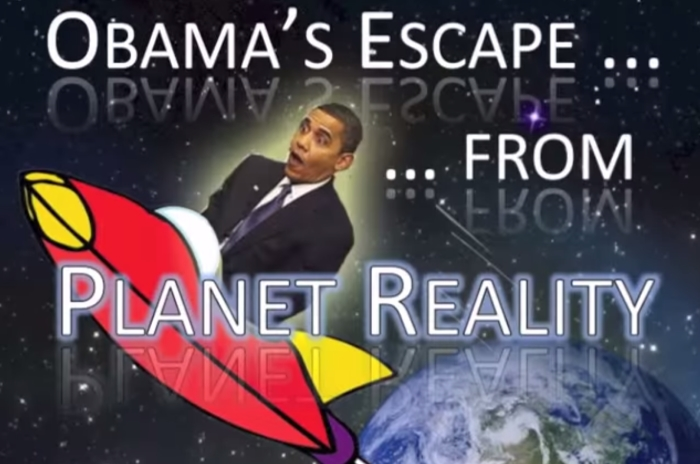 Islam and Obama's Escape from Planet Reality