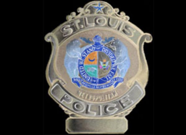 st louis police badge