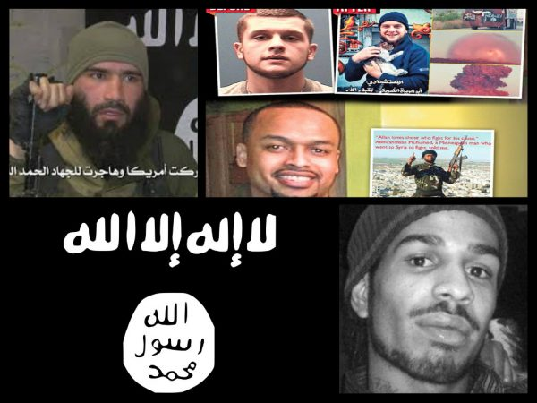 american isis fighters